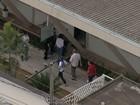 Condenados do mensalão chegam ao Aeroporto da Pampulha, em BH
