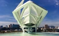 Museu do Amanhã é inaugurado na Praça Mauá; veja imagens (Lívia Torres/G1)