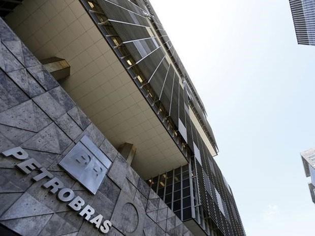 Sede da Petrobras, no centro do Rio de Janeiro (Foto: REUTERS/Sergio Moraes)