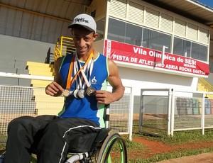 Maycon Silva_para-atleta cadeira de rodas_Crédito Leandro Garcia (3) (Foto: Leandro Garcia/Divulgação)