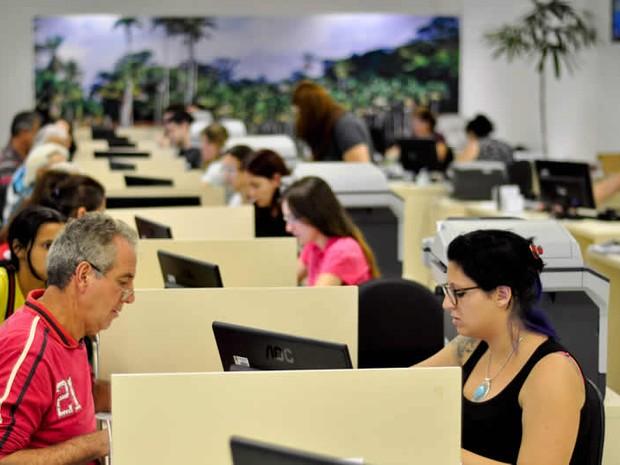 Moradores podem negociar dívidas até esta sexta-feira em Rio Claro, SP  (Foto: Luciano Calligaris / Prefeitura Rio Claro)