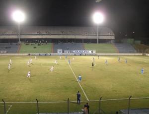Betim, Crac, Arena do Calçado, Nova Serrana, Copa do Brasil (Foto: Cléber Correa / TV Integração)