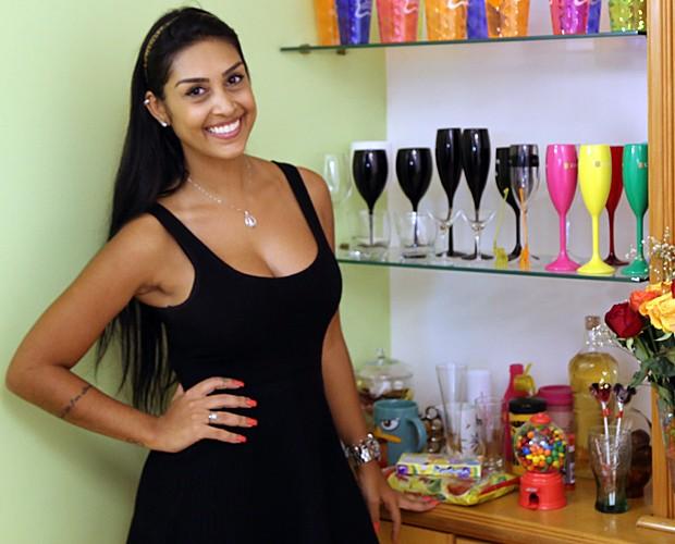 Amanda (Foto: Claudia Rezende/Gshow)