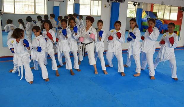 Associação Centro América de Karatê Shotokan (Foto: Reprodução/  Internet)