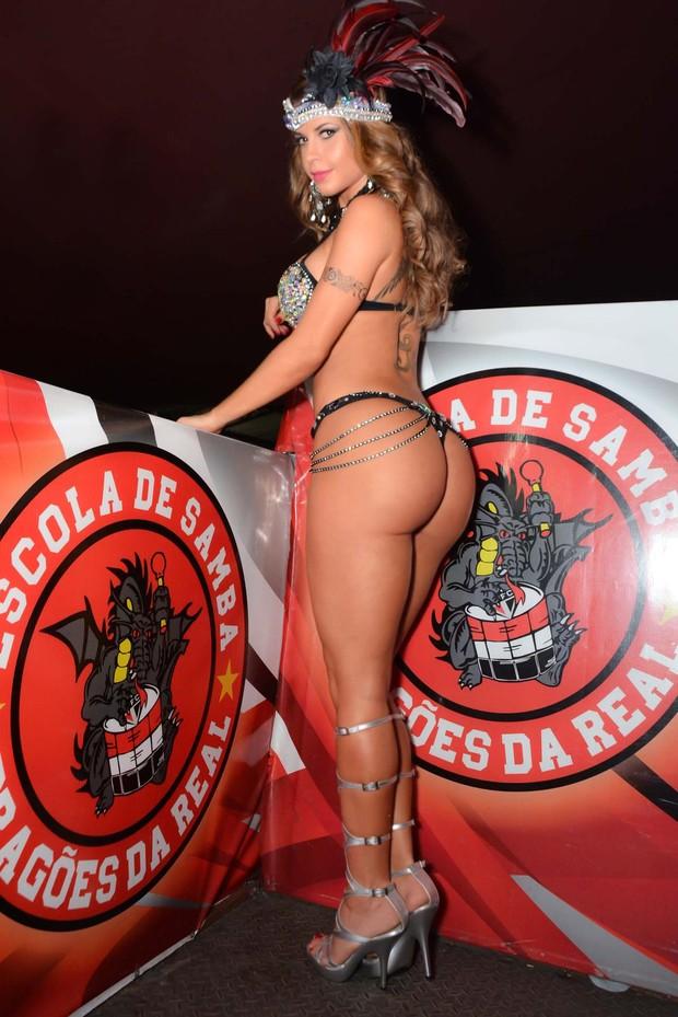 Cacau Colucci (Foto: Caio Duran / CDC Shows e Eventos)