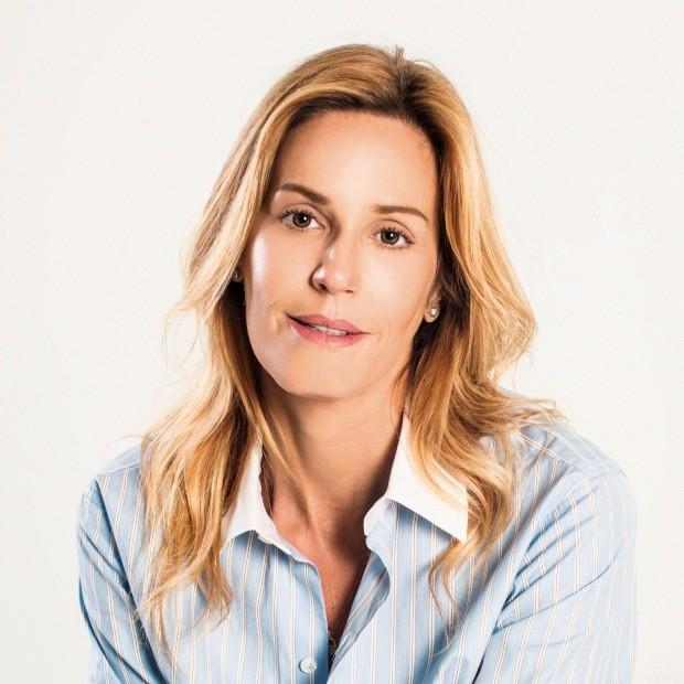 Daniela Mignangi. Diretora-geral dos canais GNT e Viva, da Globosat (Foto: José Bispo / Divulgação)