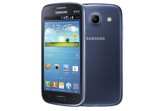 Galaxy Core não se encontra mais em grandes lojas atualmente (Foto: Divulgação)