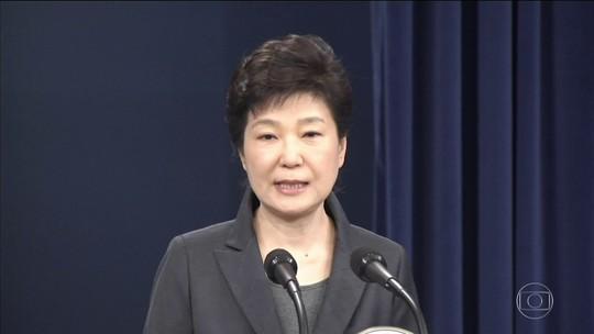 Na Coreia do Sul, corte confirma impeachment da presidente