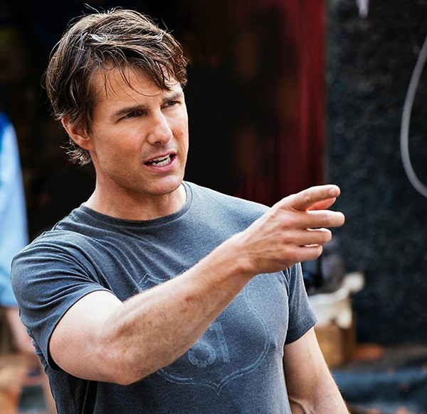 Tom Cruise (Foto: Facebook)