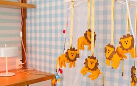 Passo a passo: aprenda a fazer um móbile para o quarto do bebê