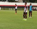 Wagner Lopes esboça o Atlético-GO com Jorginho e sem Diogo Campos