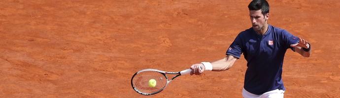 Novak Djokovic - Masters 1000 de Monte Carlo 2017 (Foto: EFE)
