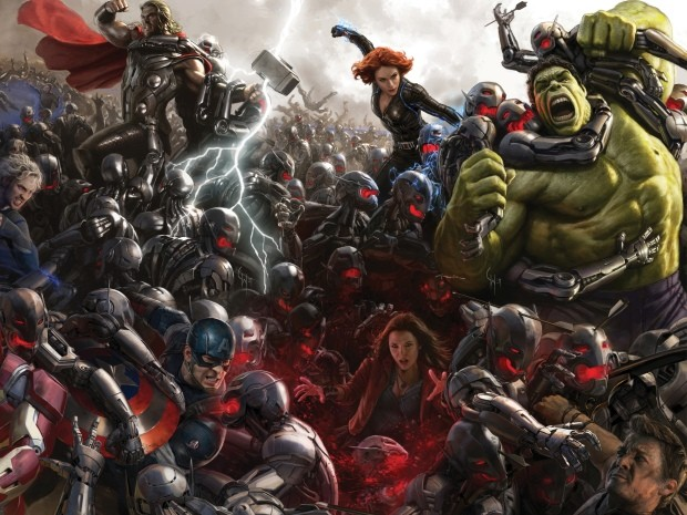 Os Vingadores: A Era de Ultron (Foto: divulgação)