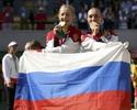 Russas superam parceria de Hingis e ficam com ouro nas duplas femininas