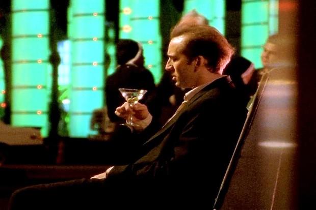 Nicolas Cage em 'Despedida em Las Vegas' (Foto: Reprodução)