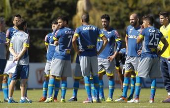 Psicólogo dos jogadores, Paulo Bento espera mais equilíbrio no Mineirão
