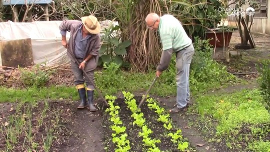 O 'Caminhos do Campo' vai mostrar dois amigos que levaram o campo para o coração de Curitiba!