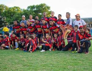 Flamengo campeão da Copa Piauí  (Foto: Neyla do Rêgo Monteiro )