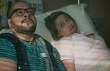 Fran visita a mãe no hospital