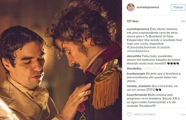 Maitê Proença (Foto: Instagram / Reprodução)