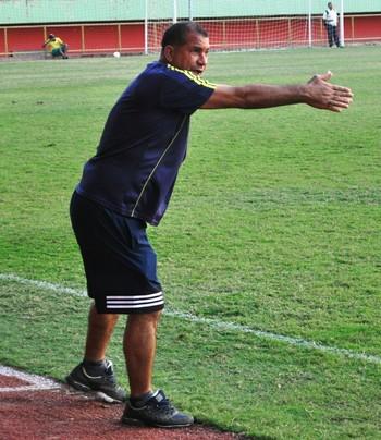 Francisco Roberto, técnico da Adesg (Foto: Duaine Rodrigues)
