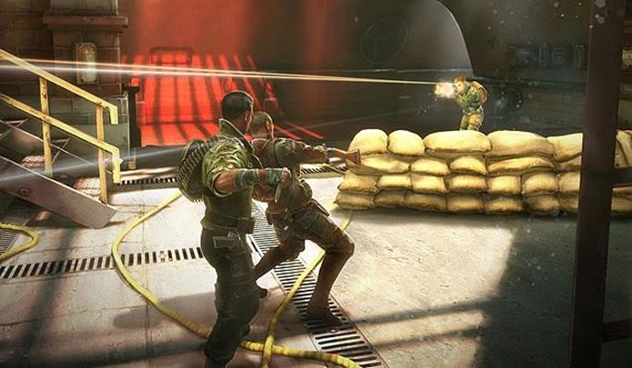 Brothers in Arms 3 ganha modo multiplayer (Foto: Divulgação)