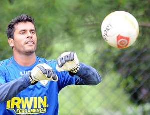 Gledson goleiro da Portuguesa (Foto: Divulgação/Site oficial)