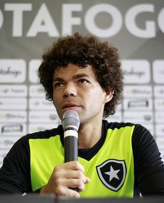Camilo, Botafogo (Foto: Vitor Silva/SSPress/Botafogo)