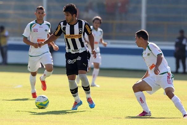 Botafogo joga na quarta por vaga na Libertadores (Foto: Satiro Sodré/SSPress)
