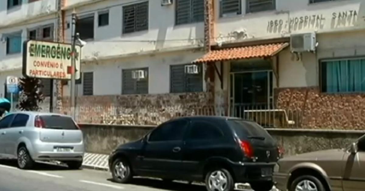 Pacientes sofrem em fila de cirurgia na Santa Casa de Barra Mansa ... - Globo.com