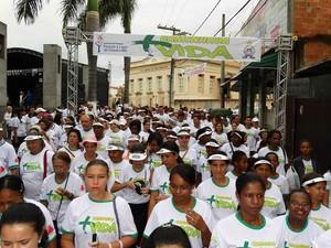 Caminhada deverá abrir semana de eventos em Cláudio (Foto: PMC/Divulgação)