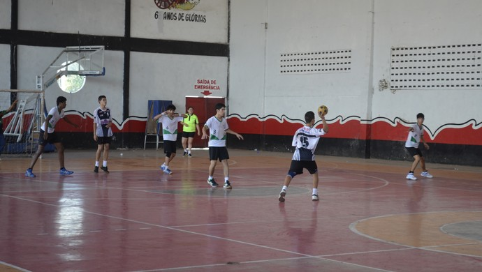Vem aí o Campeonato juvenil de Handebol no Amapá  (Foto: Jonhwene Silva-GE/AP)
