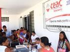 População de Itaporanga d'Ajuda tem acesso aos serviços do Ceac