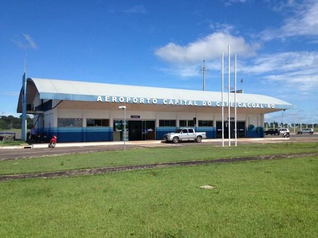 Aeroporto Romania : G aeroporto de cacoal ro passa a operar com voos