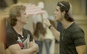 Abusado! Lúcio ameaça Max e exige emprego na mansão