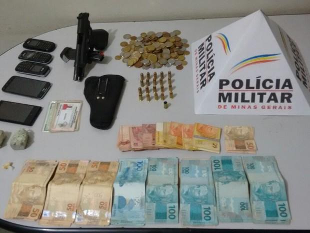 Droga pm (Foto: Polícia Militar)