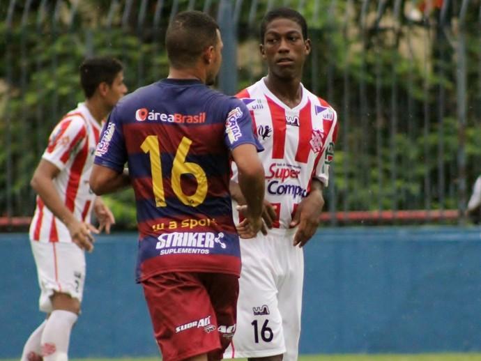 Mauro Silva, Bangu (Foto: João Carlos Gomes/ Full Press)