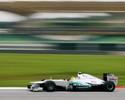 Rosberg surpreende e faz melhor tempo no último treino livre na Malásia