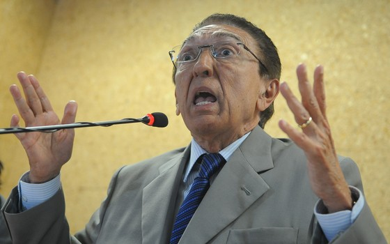 O ministro Edison Lobão (Foto: José Cruz/Abr)