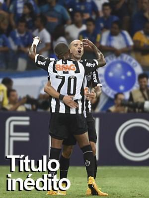 Atl�tico bate rival, conquista a Copa do Brasil e vai � Libertadores 2015 (Eugenio Savio/Reuters)