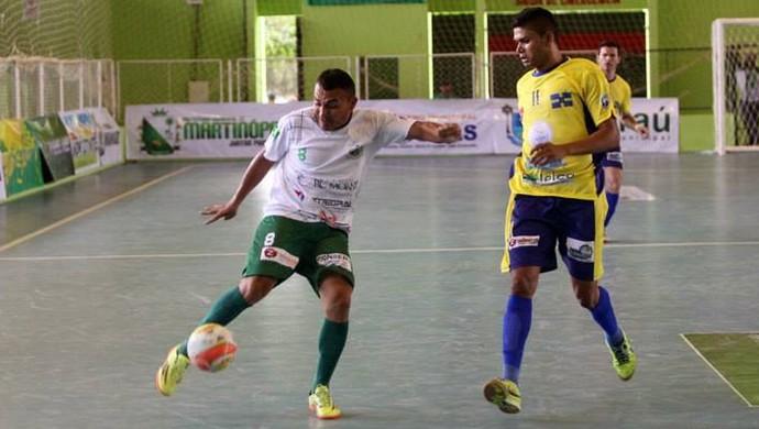 São João do Jaguaribe se recupera da estreia e vence Russas (Foto: Zé Rosa/ Divulgação)