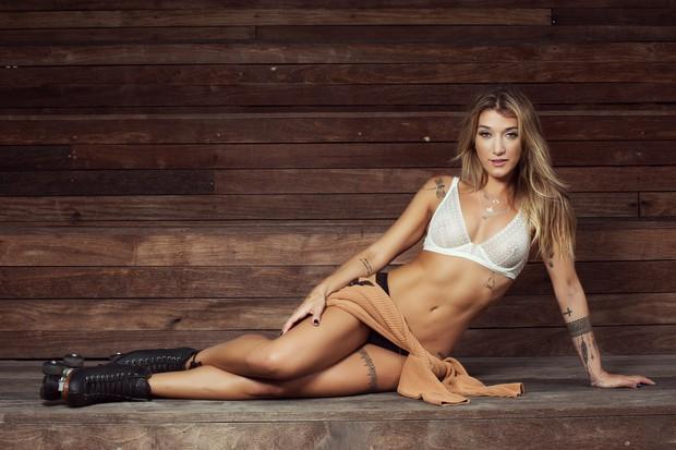 Gabriela Pugliesi (Foto: Julia Rodrigues/ Revista Playboy)