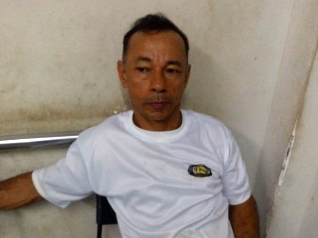 Homem acusado de matar pai e filho a facadas é preso no RN (Foto: Divulgação/Polícia Civil)