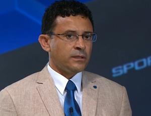Psicólogo esportibo Jorge Luís Marujo (Foto: Reprodução SporTV)