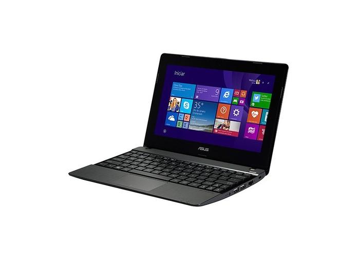Asus R103BA é um notebook acessível da Asus com AMD A4 (Foto: Divulgação/Asus)