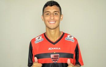 Joia do Fluminense, Danielzinho se apresenta ao Oeste, da Série B