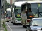 Prefeitura libera ônibus fretados em faixas exclusivas fora do Centro de SP