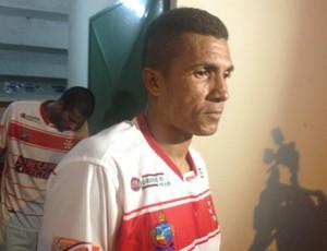 Marcos Penedense (Foto: Viviane Leão/GloboEsporte.com)