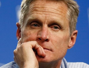 Steve Kerr Golden State Warriors (Foto: Getty Images)