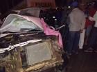 Acidente entre ônibus escolar e carro deixa feridos no sudoeste da Bahia